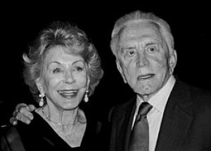 Kirk and Ann attending the Jefferson Awards